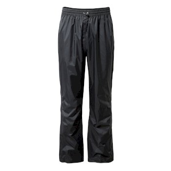 Unisex Ascent Overpants - Black