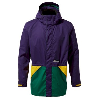 Batley Jacket - Parachute Purple