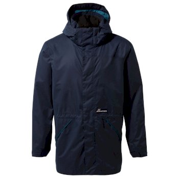 Batley Jacket - Blue Navy