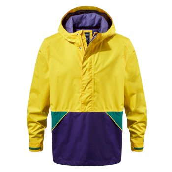 Wilton Jacket - Citrus Yellow