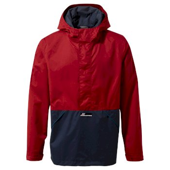 Unisex Wilton Jacket - Firth Red
