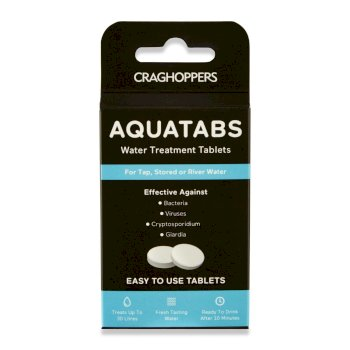 Water Purification Tablets - Misc
