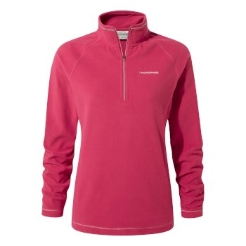 Miska V Half-Zip Fleece