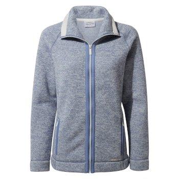 Women's Alphia Jacket - Paradise Blue Marl