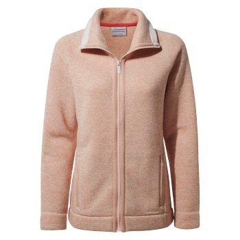 Alphia Jacket - Corsage Pink Marl