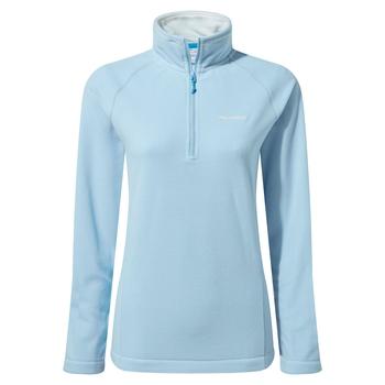 Women's Miska VI Half Zip Fleece - Harbour Blue