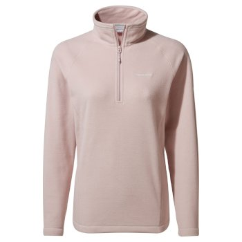 Miska VI Half Zip - Brushed Lilac