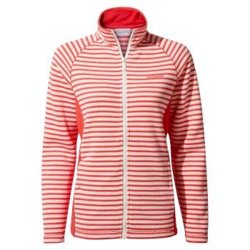 Aisha Jacket - Rio Red Stripe