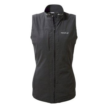 Insect Shield Dainely Gilet Charcoal