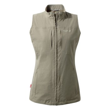 Insect Shield Dainely Gilet - Mushroom