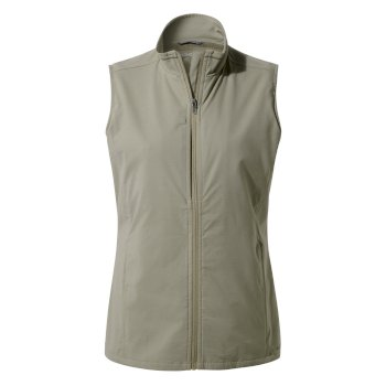 Women's Insect Shield® Allegra Vest - Mushroom