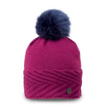 MarInteractive Knit Hat Azalia Pink