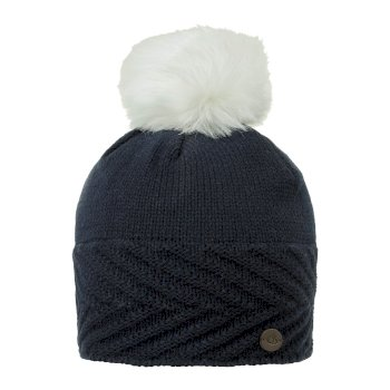 Women's Maria Knit Hat - Blue Navy