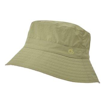 Womens NosiLife Sun Hat - Soft Moss