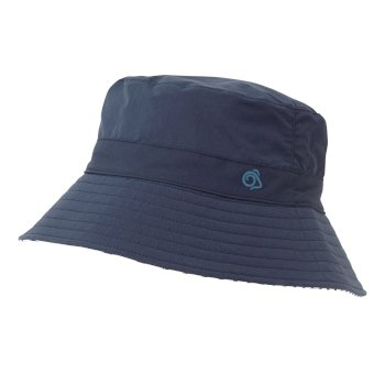 Womens  Insect Shield Sun Hat - Blue Navy