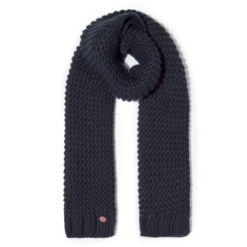 Caterina Scarf - Blue Navy