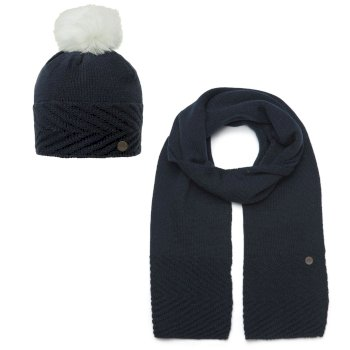 Maria Gift Set Blue Navy