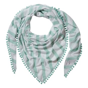Nosilife Florie Scarf - Sea Breeze Stripe