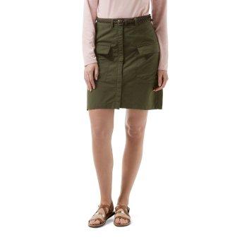 NosiLife Miro Skirt - Parka Green