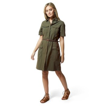 NosiLife Savannah Dress - Mid Khaki