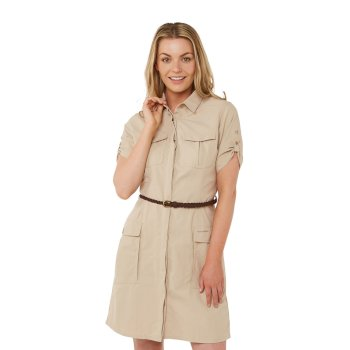 NosiLife Savannah Dress - Desert Sand
