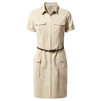 Women's Insect Shield® Savannah Dress - Desert Sand