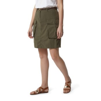 NosiLife Savannah Skirt - Mid Khaki