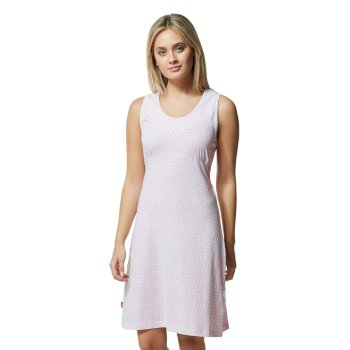 NosiLife Sienna Dress - Rosette Print