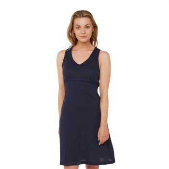 NosiLife Sienna Dress - Blue Navy
