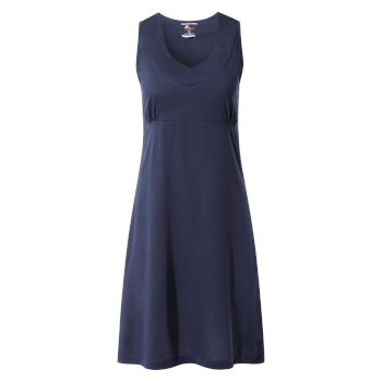 Women's Insect Shield® Sienna Dress - Blue Navy