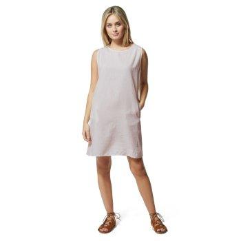 Lara Kleid Seashell Pink