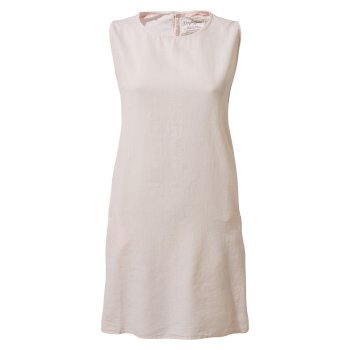 Lara Dress        - Seashell Pink