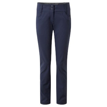 Insect Shield Clara Cig Pant - Soft Navy
