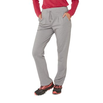 NosiLife Lounge Trousers - Soft Grey Marl