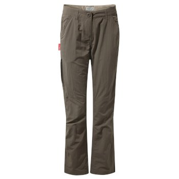 Insect Shield Pants - Cafe Au Lait
