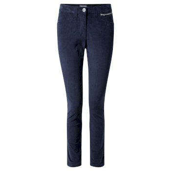 Ester Pants - Dark Navy