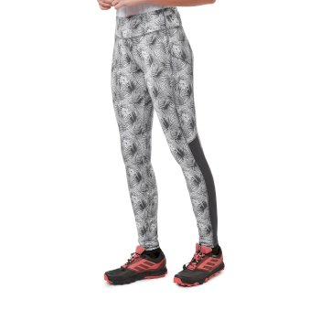 NosiLife Luna Tight - Cloud Grey Print