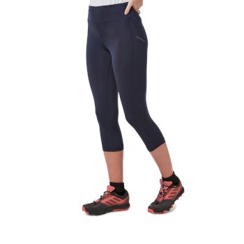 NosiLife Luna Cropped Tight - Blue Navy