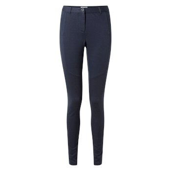 Women's Kiwi Pro Trekking Pants - Soft Navy