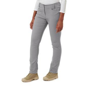 NosiLife Clara II Trousers - Cloud Grey