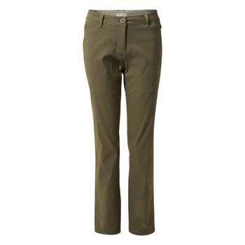 Women's Kiwi Pro II Pants - Mid Khaki