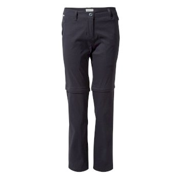 Women's Kiwi Pro Convertible Pants - Dark Navy