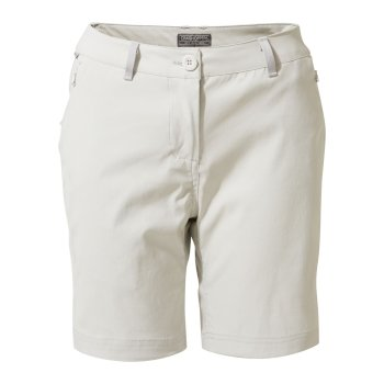 Women's Kiwi Pro III Short - Dove Grey