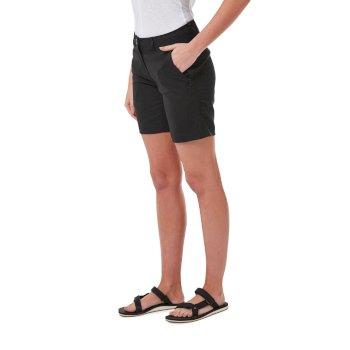 Kiwi Pro III Shorts - Black