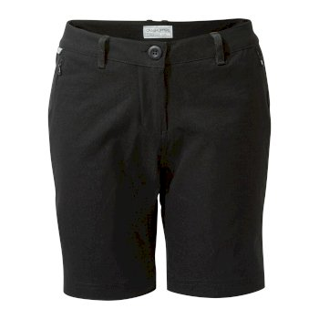 Women's Kiwi Pro III Short - Black