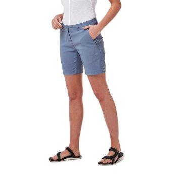 Kiwi Pro III Shorts - Paradise Blue