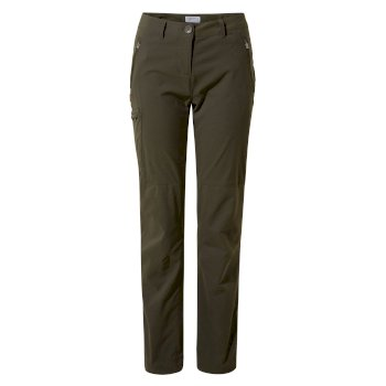 Women's Insect Shield® Pro II Pants - Mid Khaki