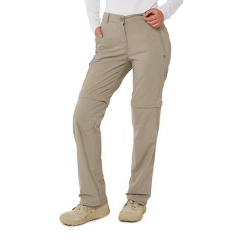 NosiLife Pro II Convertible Trousers - Mushroom