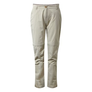Women's Insect Shield® III Convertible Pants - Desert Sand