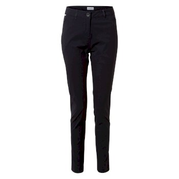 Women's Kiwi Pro Active Trousers - Dark Navy